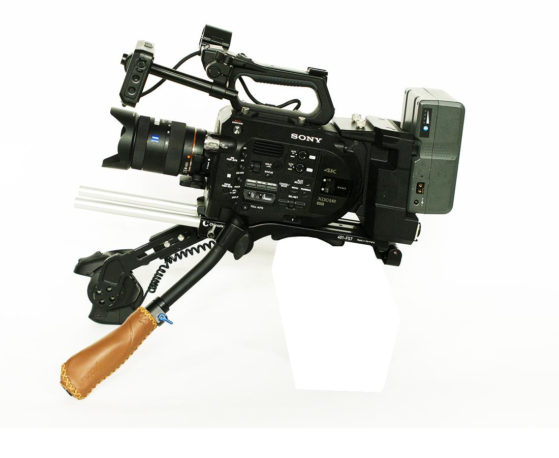 TELECAMERA SONY FS7 4K RAW - NOLEGGIA