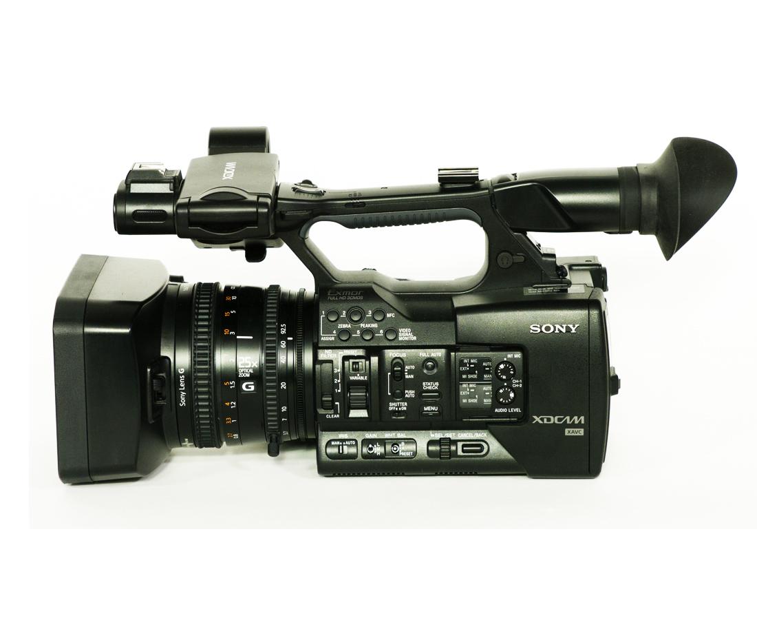 Telecamera SONY - PXW-X180 - NOLEGGIA